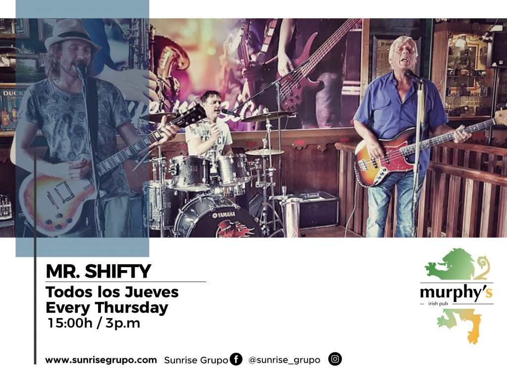 mr.shifty live music every thursday